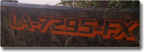 Custom Boat Numbers  Boat Registration Numbers MudmotorTalk - Custom boat numbers